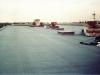 Izolace střechy panel. domu Praha Vynoř