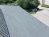 Izolace střechy zemědělského družstva Bystřice